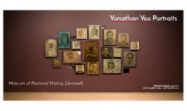 Yonathan Yeo Portraits