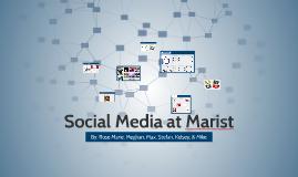 Social Media at Marist