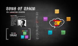 Song of Spain