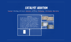 Catalyst Addition