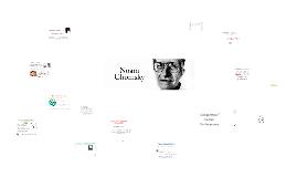 Noam Chosmky - Pycholinguistics