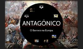 O Barroco na Europa
