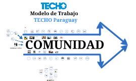 Modelo de Trabajo TECHO Paraguay