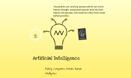 The Science Of artificial Intelligence