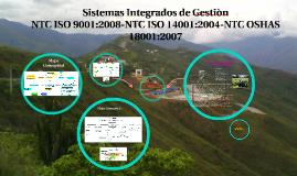Sistemas Integrados de Gestiòn