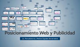 Copy of Diferente conceptos de posicionamiento web