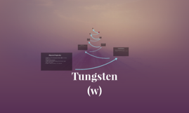 Copy of Tungsten