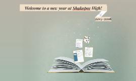 Welcome to Shakopee High 2015 Co-Teaching