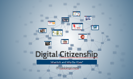Elementary - What is Digital Citizenship?