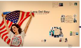 Lana Del Rey Presentation