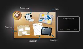 Desk Template