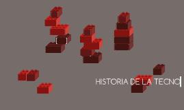 HISTORIA DE LAS TECNOLOGIAS EN EL MUNDO