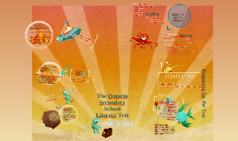 Copy of OSSLT Information