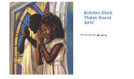 Sabrina Vision Board 2017