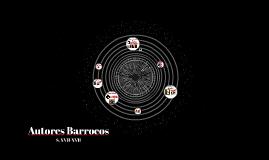 Autores Barrocos