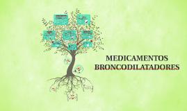 Copy of MEDICAMENTOS BRONCODILATADORES