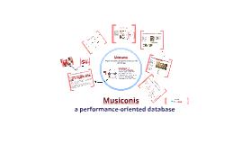 Musiconis Paris Sorbonne