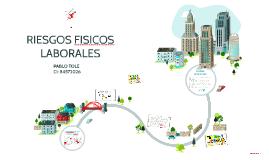 RIESGOS FISICOS LABORALES