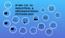 IP-MH- CH. 14-INDUSTRIAL & ORGANIZATIONAL PSYCHOLOGY