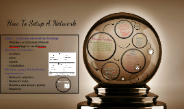 Copy of Network topology
