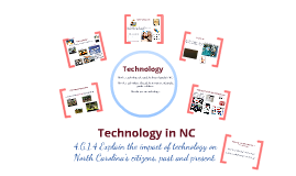 Technology in NC