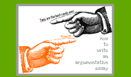 Copy of How to write a persuasive essay