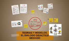 TEORIAS Y MODELOS. EL DIALOGO DIDACTICO MEDIADO
