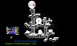 El Proceso de Planeación
