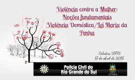 Copy of VIOLÊNCIA CONTRA A MULHER