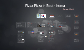 Pizza Pizza in South Korea