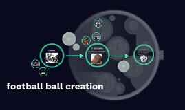 football ball creation