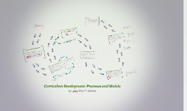 Curriculum Development: Processes and Models