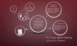 MCI Class Agent Prezi