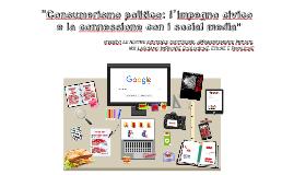 Consumerismo politico