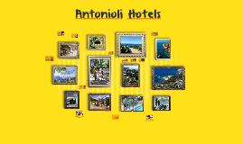 Antonioli Hotels & summer Junior Camp