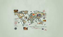 Hamburgers wereld reis