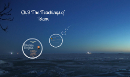 Ch.9 The Teachings of Islam
