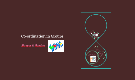 Co-operation in groups