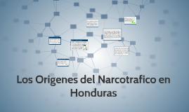 Narcotrafico en Honduras