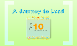 A Journey to Lead