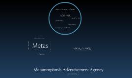 Metamorphosis Advertisement Agency