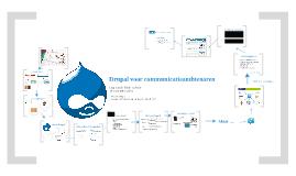 Drupal voor communicatieambtenaren