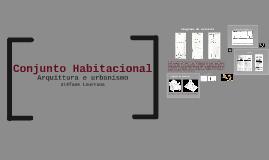 Copy of Conjunto Habitacional
