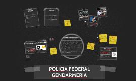 Gendarmería Nacional México