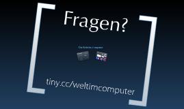 Die Welt im Computer