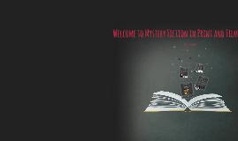 Copy of Copy of Mystery Fiction
