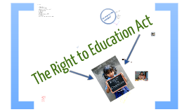 Copy of Copy of The Right to Education