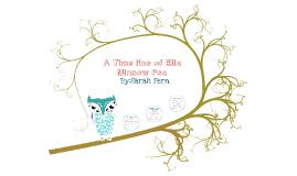 A Time line of Ella Minnow Pea