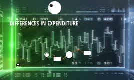 DIFFERENCES IN EXPENDITURE