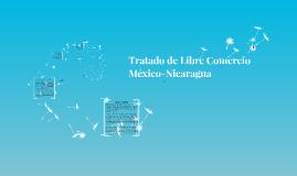 Copy of Tratado de Libre Comercio México-Nicaragua
